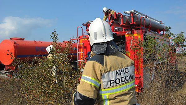 В Свердловской области два человека пострадали при взрыве газа в доме