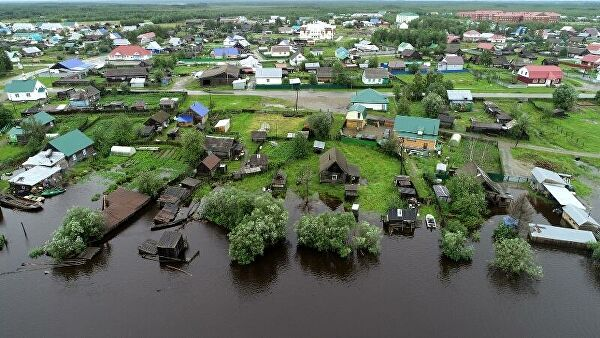 В Приамурье пострадавшие от паводка получат федеральную помощь