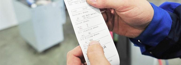 """Можно ли подтвердить """"прибыльные"""" расходы кассовым чеком"""
