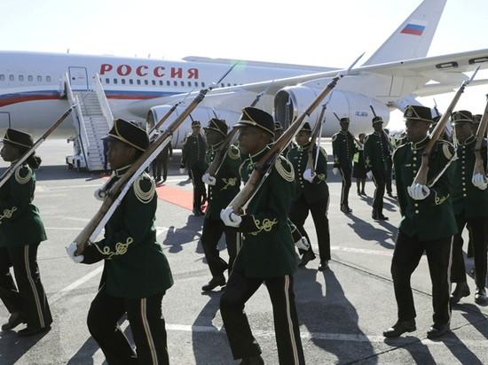 Россия, Китай и Запад включились в борьбу за Африку