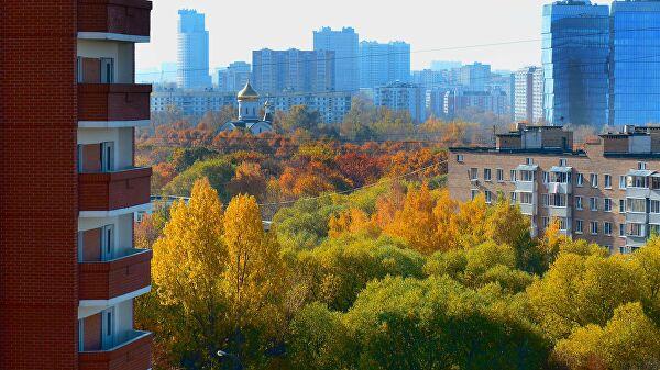 Жителям европейской части России пообещали потепление к выходным