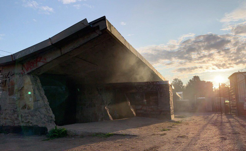 «Глубже только ад»: RAF25— техно-клуб вподземном бункере Петербурга
