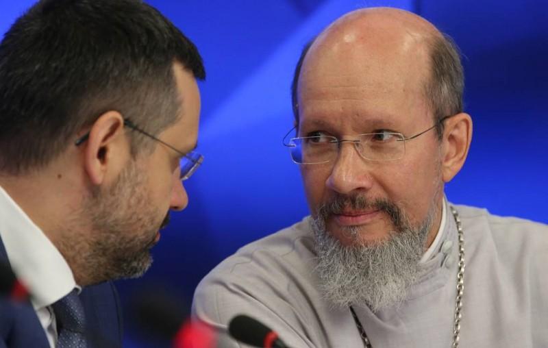 В РПЦ прокомментировали увольнение главы Архиепископии русских приходов в Европе