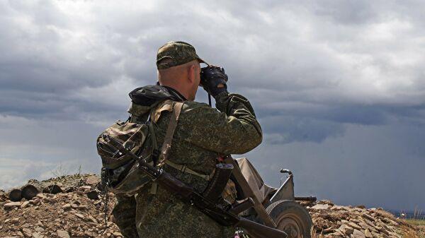 В ЛНР заявили об обстреле силовиками населенного пункта в Донбассе