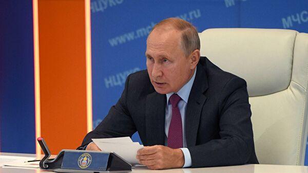 Путин призвал проконтролировать применение  закона о соцпредпринимательстве
