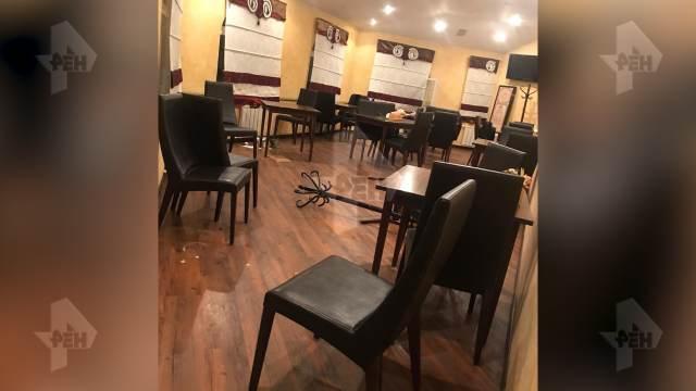 Подробности драки со стрельбой в кафе у посольства Киргизии в Москве