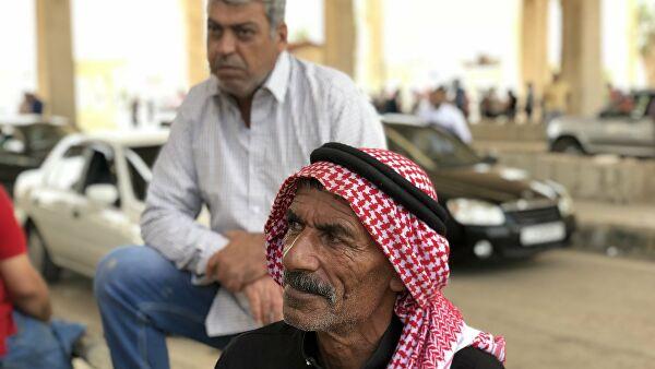 В Сирию за сутки вернулись около тысячи беженцев