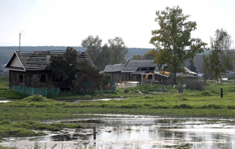 Число погибших в результате паводка в Иркутской области увеличилось до 26