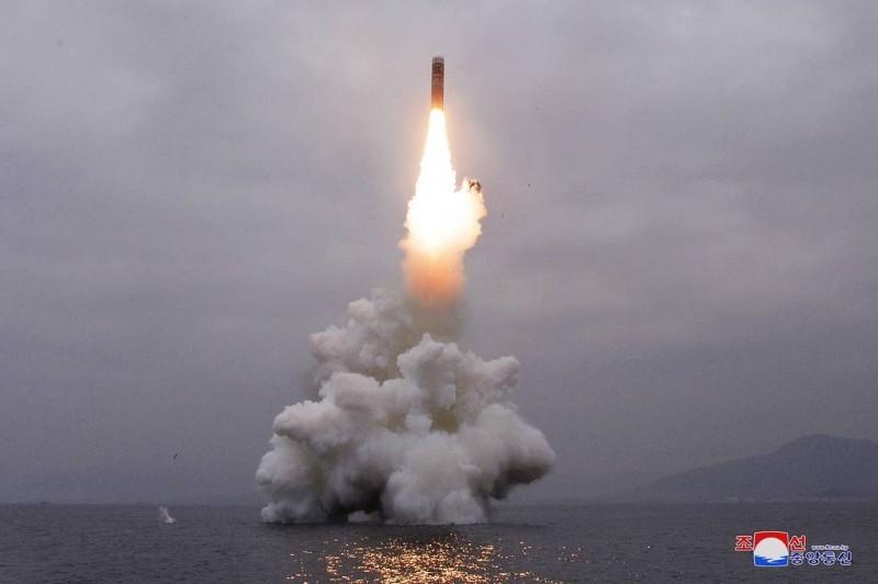 В КНДР подтвердили, что провели тестовый запуск баллистической ракеты