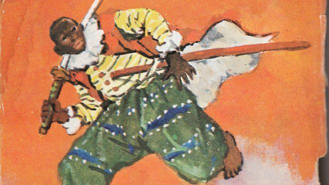 Ясукэ: темнокожий воин, ставший частью японской военной элиты