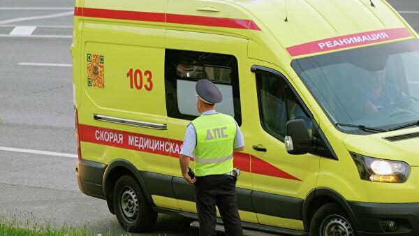 В Курске два человека погибли в ДТП