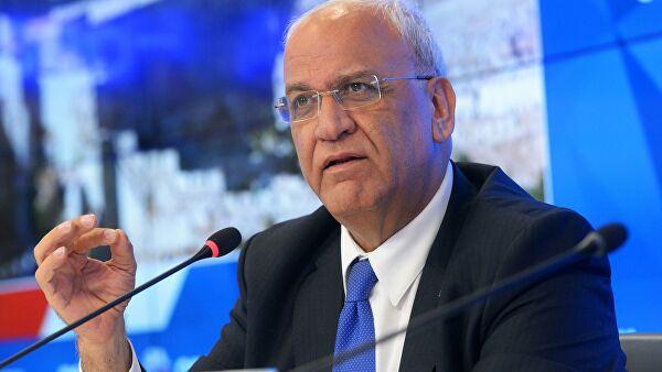 Генсек исполкома ООП потребовал освободить палестинского депутата