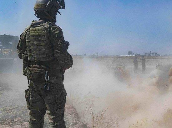 Воевавшие в Сирии американские военные назвали Трампа предателем