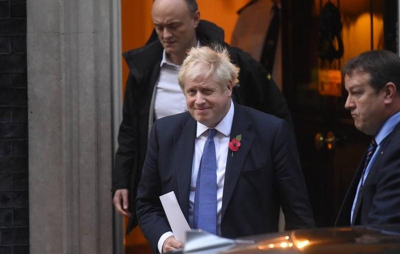 Джонсон согласился на предложенную ЕС отсрочку Brexit