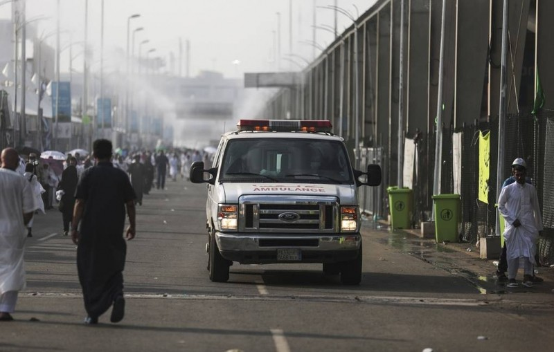 Более 30 паломников погибли в ДТП в Саудовской Аравии