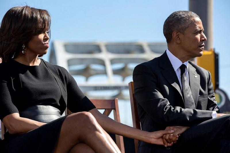 «Барак оказался кем-то вроде единорога». Отрывок изкниги Мишель Обамы