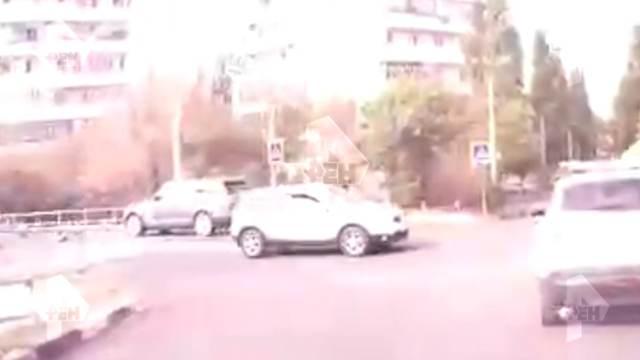 Видео: пьяный депутат сбил ребенка в Новороссийске и скрылся