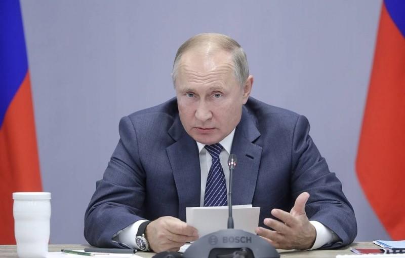 Путин назвал одно из условий вывода российских войск из Сирии