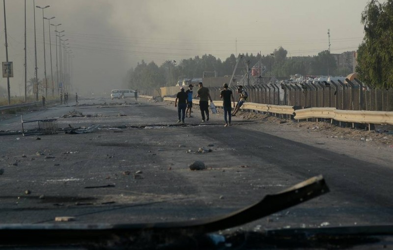СМИ: число погибших в результате протестов в Ираке возросло до 100