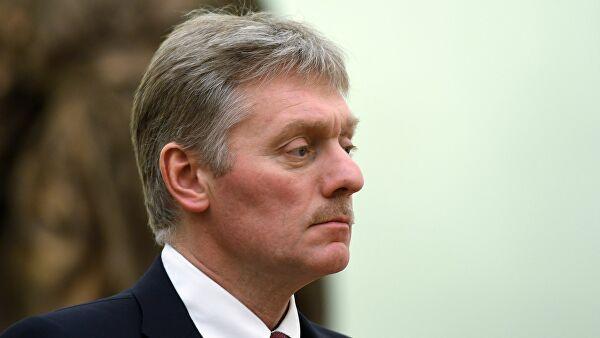 В Кремле прокомментировали разговор и.о. президента Алжира и Путина