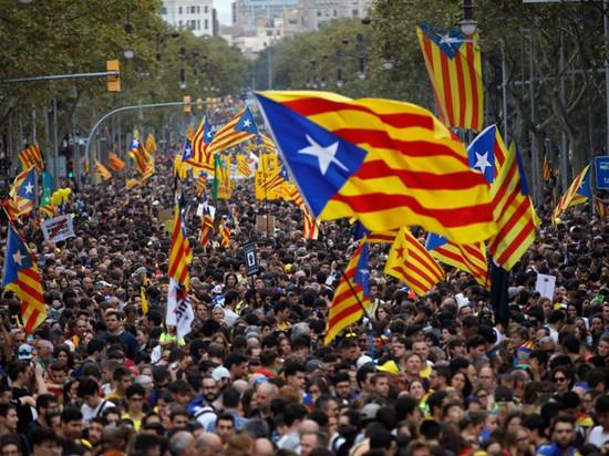 Независимость Каталонии запустит отделение автономий по всей Европе: «Эффект домино»