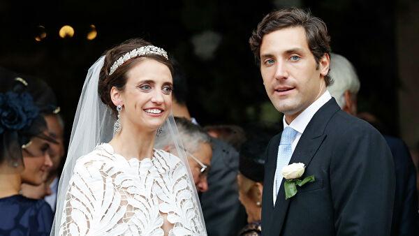 Потомки Наполеона и его второй жены сыграли свадьбу