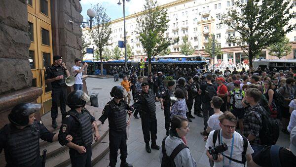 Суд 19 ноября рассмотрит иск прокурора Москвы к организаторам протеста