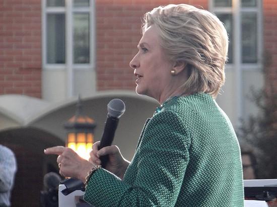 Клинтон нашла среди соратниц «агентов Кремля»