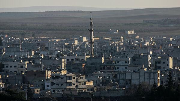 СМИ: наблюдательный пункт США в районе сирийского Кобани эвакуировали
