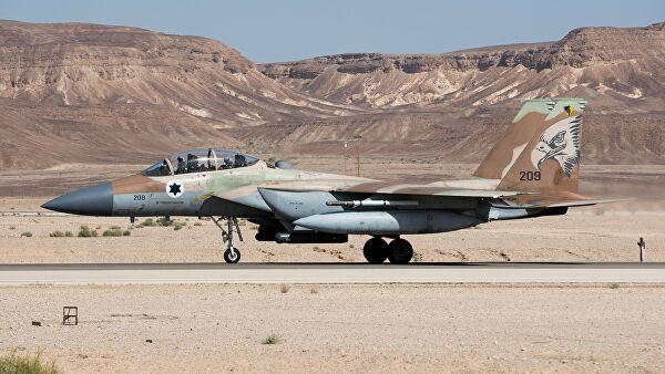 При авиаударе ВВС Израиля по сектору Газа погиб палестинец