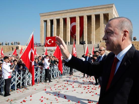 Геноцид и санкции: США сделали неприятный подарок Турции к празднику
