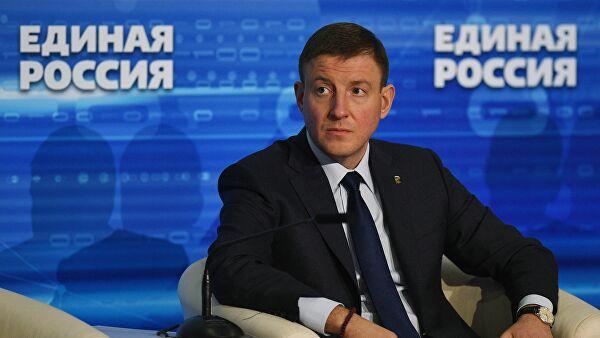 Ротация глав региональных отделений ЕР продолжится, заявил Турчак