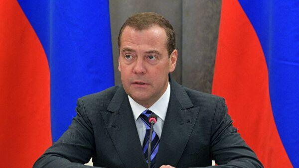 Медведев призвал укреплять сотрудничество в рамках спецслужб стран ШОС