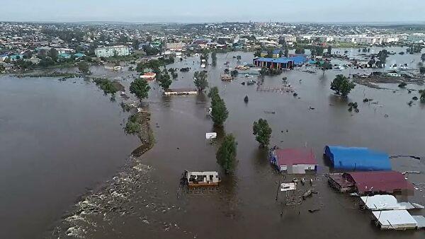 В Приангарье сообщили о заселении пострадавших от паводка в новые дома
