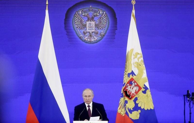 Путин в День народного единства вручил госнаграды в Кремле