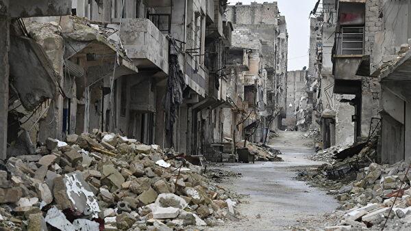 Боевики обстреливают западные районы Алеппо, есть погибший и раненые