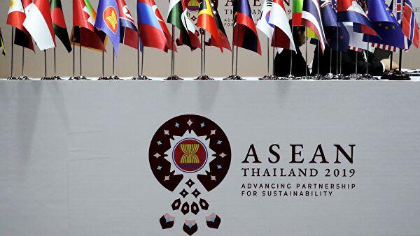 Медведев призвал к росту товарооборота со странами АСЕАН