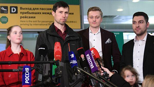 Лисов выразил благодарность польским адвокатам и пограничникам