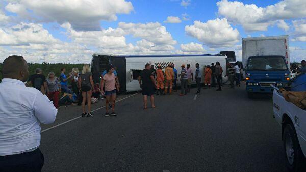 Последние пострадавшие в ДТП в Доминикане россияне вылетели домой