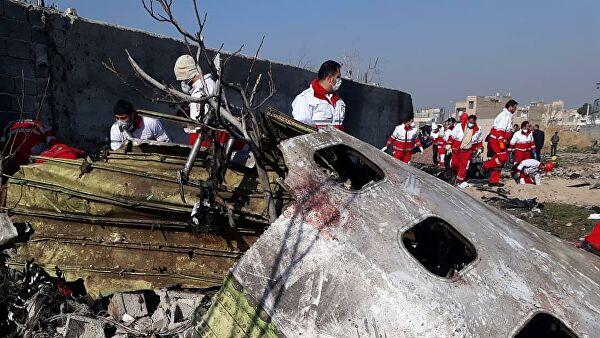 МИД Ирана окажет консульскую помощь семьям жертв сбитого Boeing