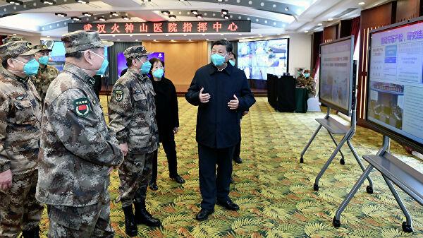 Медик из Уханя: данные по COVID-19 выправляли к визиту Си Цзиньпина