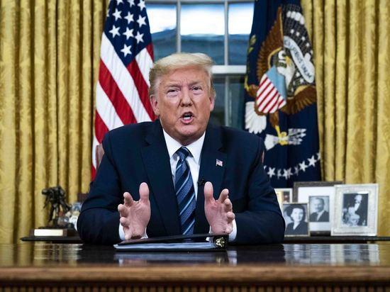 Изолированные Штаты Америки: Трамп закрыл страну